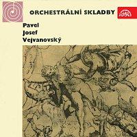 Přední strana obalu CD Orchestrální skladby