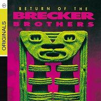 Přední strana obalu CD Return Of The Brecker Brothers