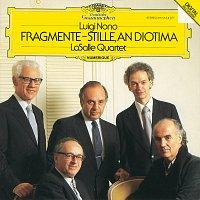 LaSalle Quartet – Nono: Fragmente - Stille, An Diotima For String Quartet