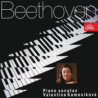 Valentina Kameníková – Klavírní sonáty