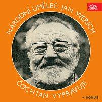 Jan Werich – Werich: Čochtan vypravuje (+bonusy)
