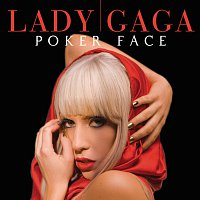Přední strana obalu CD Poker Face
