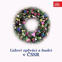 Různí interpreti – Lidoví zpěváci a hudci v ČSSR
