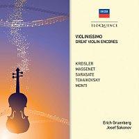 Erich Gruenberg, Josef Sakonov – Violinissimo: Great Violin Encores