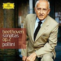 Přední strana obalu CD Beethoven: Piano Sonatas, Op.2