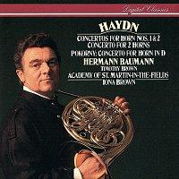 Hermann Baumann, Academy of St. Martin in the Fields, Iona Brown – Haydn & Pokorny: Horn Concertos