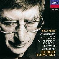 Jard van Nes, San Francisco Symphony Chorus, San Francisco Symphony – Brahms: Works for Chorus & Orchestra