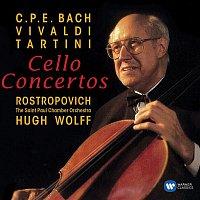 Mstislav Rostropovich – Baroque Cello Concertos