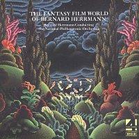 Přední strana obalu CD The Fantasy Film World Of Bernard Herrmann
