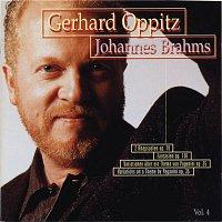 Gerhard Oppitz – Brahms: Rhapsody 79, Fantasy 116, Variations Paganini