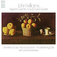 John Williams, Alan Loveday, Amaryllis Fleming – Haydn: Guitar Quartet - Paganini: Guitar Trio
