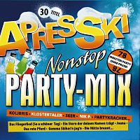 Přední strana obalu CD Aprés Ski Nonstop Party Mix