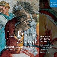 Přední strana obalu CD Zelenka: Magnificat & Lamenti
