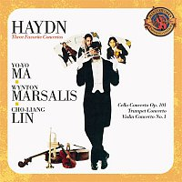Emanuel Ax, Joseph Haydn, Franz Liszt Chamber Orchestra, Liszt Ferenc Kamarazenekar – Haydn: Three Favorite Concertos -- Cello, Violin & Trumpet Concertos - Expanded Edition