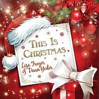 Přední strana obalu CD This is Christmas