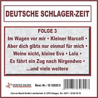 Alexandra, Michael – Deutsche Schlager-Zeit, Folge 3