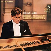 Emil Gilels, Johann Sebastian Bach – Shostakovich: Piano Sonata No. 2 in B Minor, Op. 61 & Bach: French Suite No. 5 in G Major, BWV 816