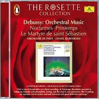 Orchestre de Paris, Daniel Barenboim – Debussy: Nocturnes; Printemps; Le martyre de Saint Sébastien