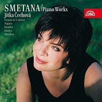 Přední strana obalu CD Smetana: Klavírní dílo 7 (Polka Es dur, Ronda, Pochody, Fugy...)