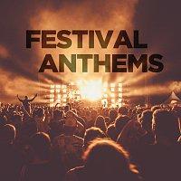 Přední strana obalu CD Festival Anthems