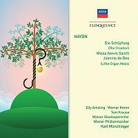 Elly Ameling, Werner Krenn, Tom Krause, Wiener Staatsopernchor, Karl Munchinger – Haydn: Die Schopfung; Messa brevis Sancti; Joannis de Deo