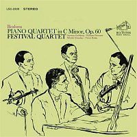 The Festival Quartet, Johannes Brahms, Nikolai Graudan, Victor Babin – Brahms: Piano Quartet No. 3 in C Minor, Op. 60