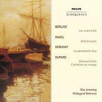 Hildegard Behrens, Elly Ameling – Berlioz: Les Nuits d'été; Ravel: Shéherazade; Debussy: La damoiselle élue