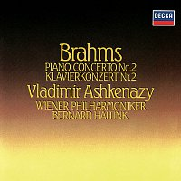 Vladimír Ashkenazy, Wiener Philharmoniker, Bernard Haitink – Brahms: Piano Concerto No. 2