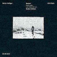Přední strana obalu CD Holliger: Beiseit / Alb-Chehr