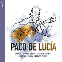 Paco De Lucía Por Estilos [Vol.5]