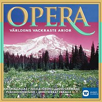 Various Artists.. – Opera - Varldens vackraste arior / The Most Beautiful Arias in the World