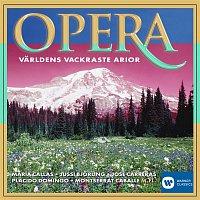 Various  Artists – Opera - Varldens vackraste arior / The Most Beautiful Arias in the World