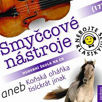 Různí interpreti – Nebojte se klasiky! (17) Smyčcové nástroje aneb Koňská oháňka tisíckrát jinak CD