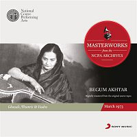 Begum Akhtar – Masterworks from the NCPA Archives: Begum Akhtar