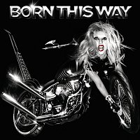 Přední strana obalu CD Born This Way [International Standard Version]