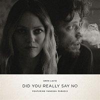 Oren Lavie, Vanessa Paradis – Did You Really Say No
