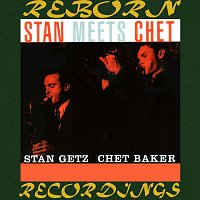 Přední strana obalu CD Stan Meets Chet (HD Remastered)