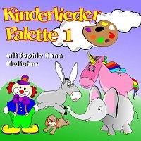 Přední strana obalu CD Kinderlieder Palette 1
