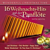 ANGELO  DA SILVA – 16 Weihnachts-Hits auf der Panflote