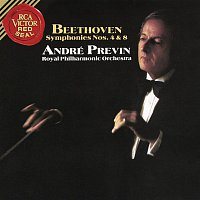 André Previn, Ludwig van Beethoven, Royal Philharmonic Orchestra – Beethoven:Symphony No. 4 in B-Flat Major, Op. 60 & Symphony No. 8 in F Major, Op. 93