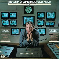 Přední strana obalu CD The Glenn Gould Silver Jubilee Album - Gould Remastered