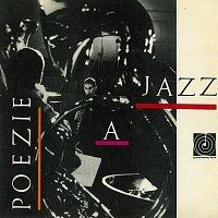 Přední strana obalu CD Poezie a jazz