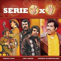Různí interpreti – Serie 3X4 (Carlos Y Jose, Luis Y Julian, Lorenzo De Montecarlo)