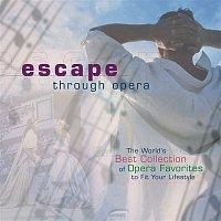 Kiri Te Kanawa, Sir John Pritchard, Giacomo Puccini, The London Philharmonic Orchestra – Escape Through Opera