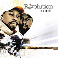 Přední strana obalu CD Fusion