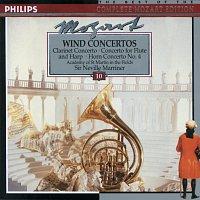 Timothy Brown, Peter Damm, Irena Grafenauer, Maria Graf, Karl Leister – Mozart: Wind Concertos