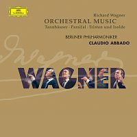 Přední strana obalu CD Wagner: Orchestral Pieces from Parsifal . Tristan & Isolde . Tannhauser