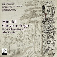 Alan Curtis – Handel Giove in Argo