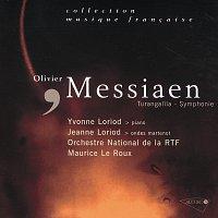 Yvonne Loriod, Jeanne Loriod, R.T.F. National Orchestre, Maurice Le Roux – Messiaen: Turangalila Symphonie