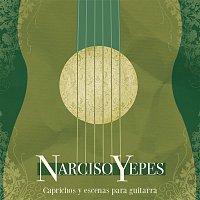 Narciso Yepes, Francisco Tárrega – Caprichos Y Escenas Para Guitarra